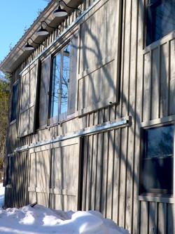 Barn Studio Facade