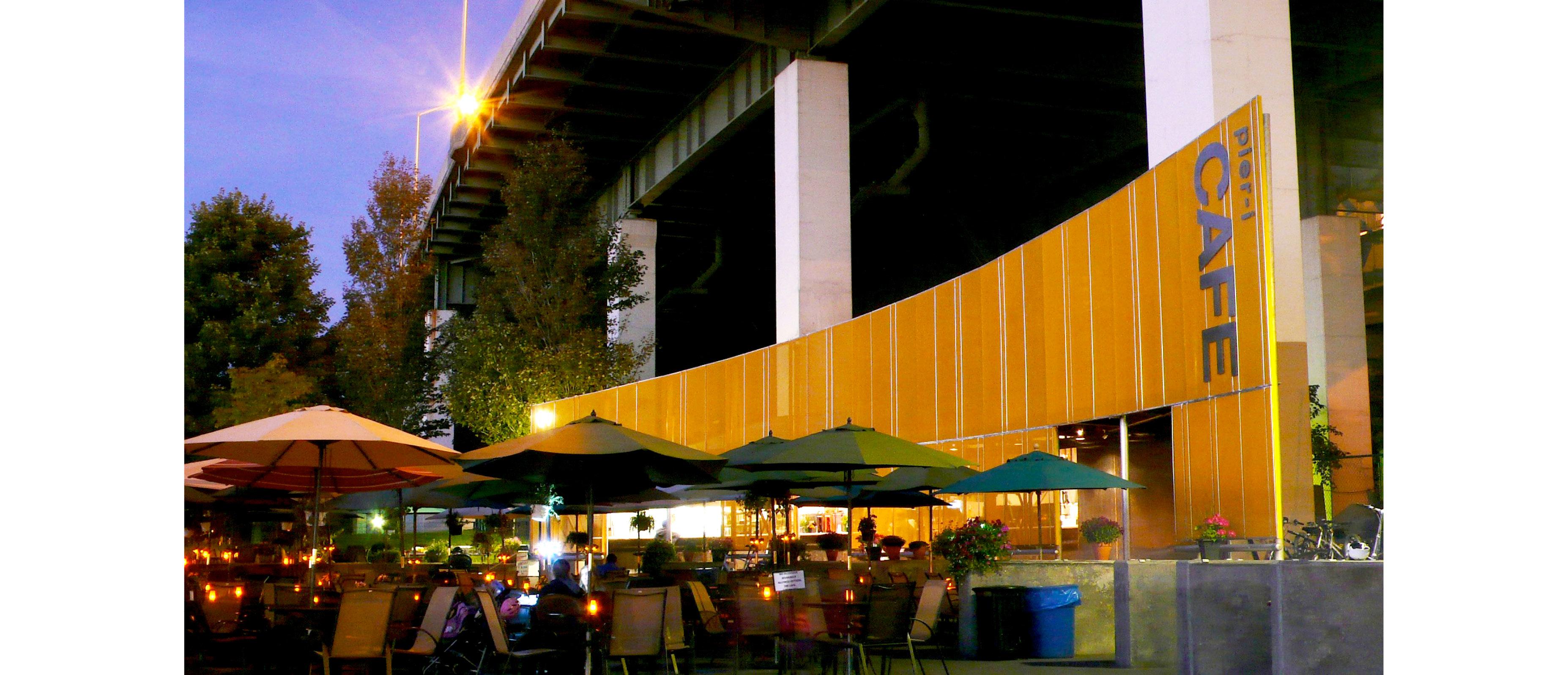 Pier i Cafe 1