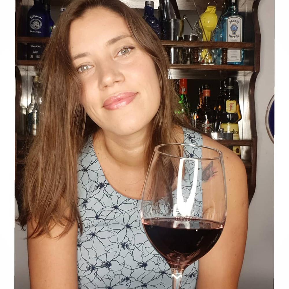 Marisol de la Fuente, Sommelier