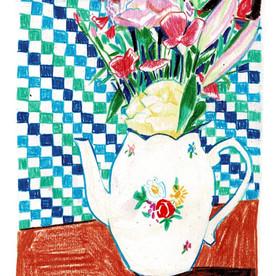 Illustratie voor JULIETTE - Tosca bloeme