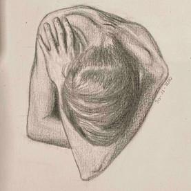 Illustratie voor MAUD - Yaëlle Vaccarel