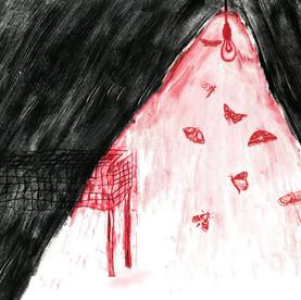 Illustratie voor MAREN - Iracema Steurs