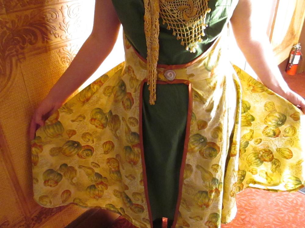 Retro Dress, Vintage Style