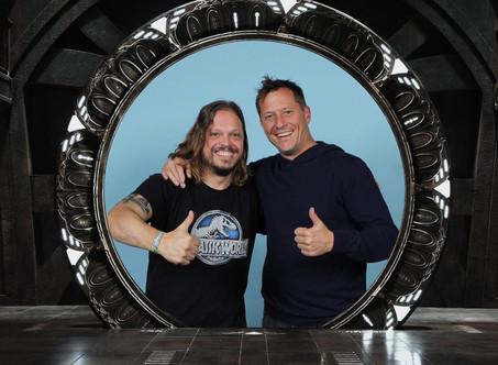 Meeting Stargate Legends:  Corin Nemec
