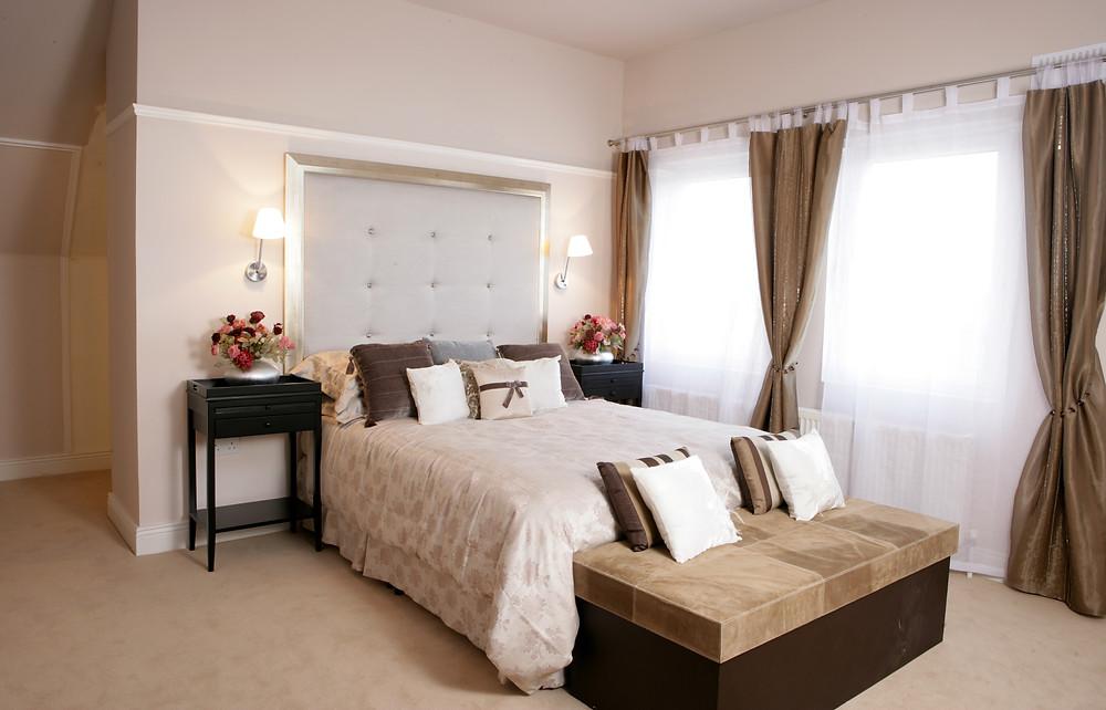 Master Bedroom Photo Courtesy of Nina Kati
