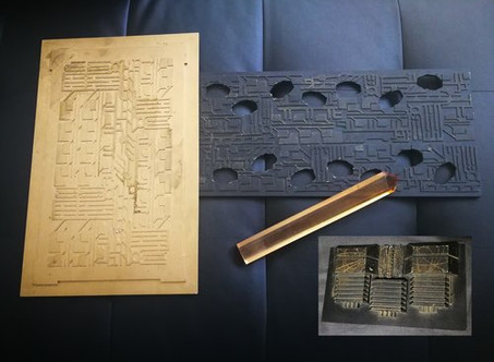 Stargate SG-1 - Goa'uld Crystals Drawer Part 1