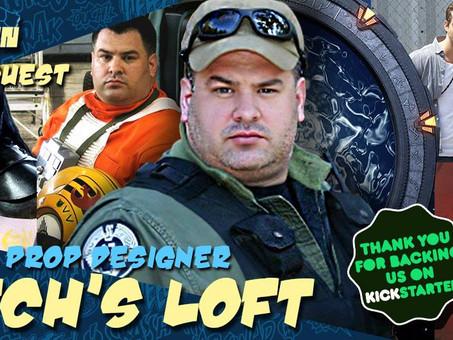 Ryan of Stitch's Loft:  Part 1