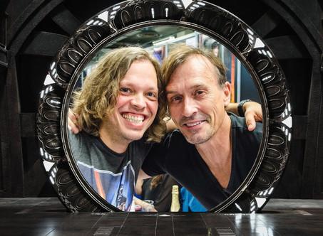 Meeting Stargate Legend: Robert Knepper