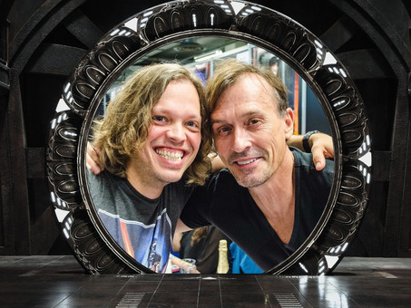 Meeting Stargate Legend: Robert Knepper