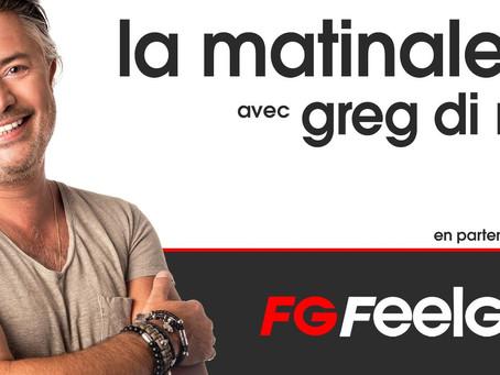 La Matinale FG avec Greg Di Mano à ne pas manquer...