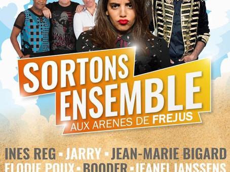"""FESTIVAL """" SORTONS ENSEMBLE AUX ARÈNES DE FREJUS"""""""