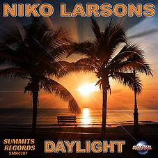 Pochette Niko Larsons - Daylight 600x600