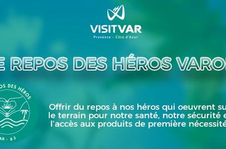 LE REPOS DES HÉROS VAROIS .