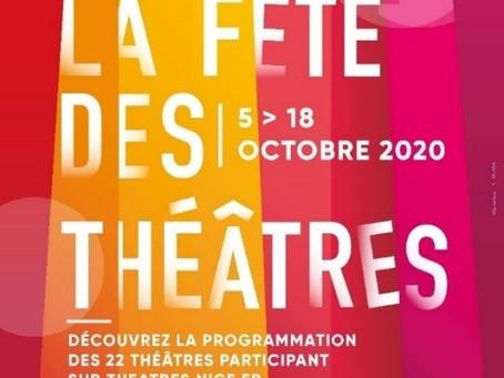 6e édition de La Fête des Théâtres