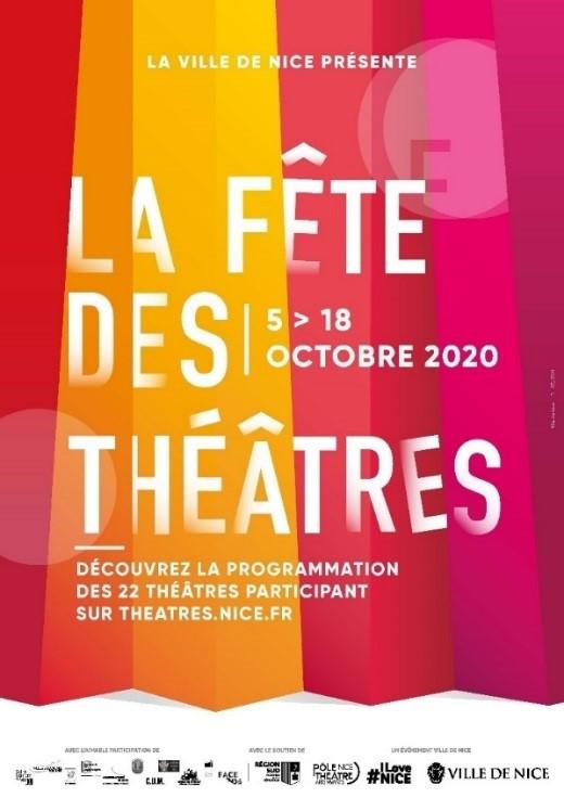 La Fête des Théâtre à Nice