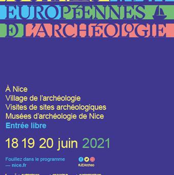Journées européennes de l'archéologie à Nice...