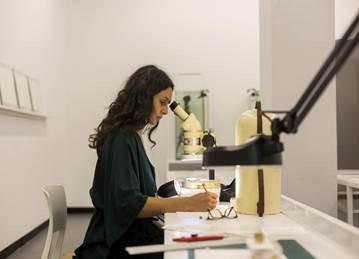 Irene Kopelman – Workstation NiceModèles marins. Dessiner la régénération