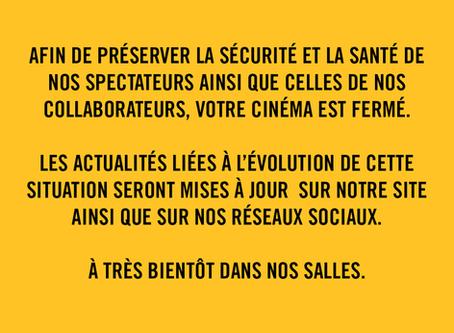 Pathé Toulon Liberté - Votre cinéma est fermé.