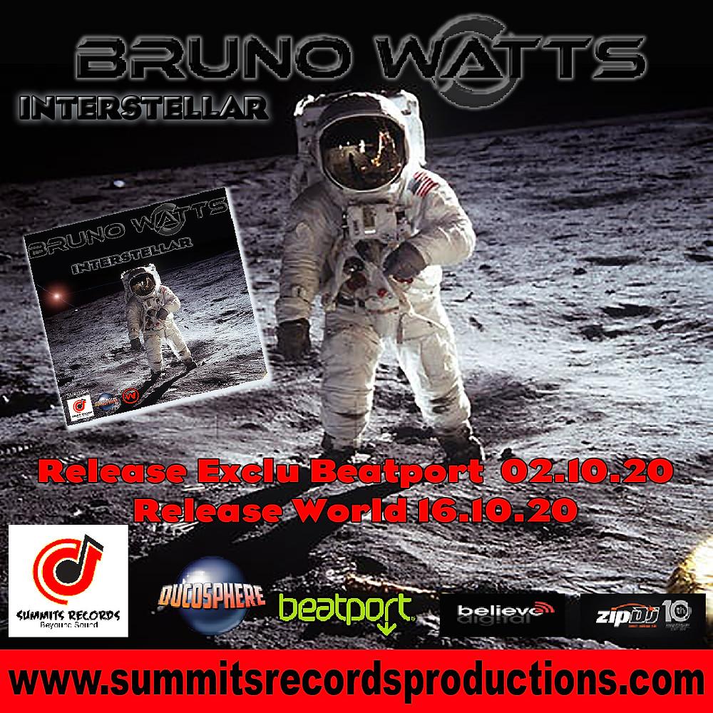 Bruno Watts - Interstellar