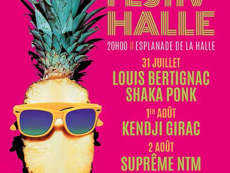 SUMMER FESTIV'HALLE ESPLANADE DE LA HALLE II MARTIGUES