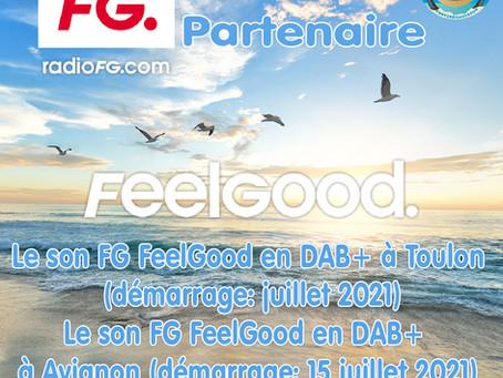 Radio FG arrive à Avignon et Toulon en juillet prochain en DAB+