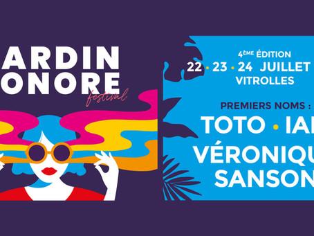Jardin Sonore Festival 4ème édition