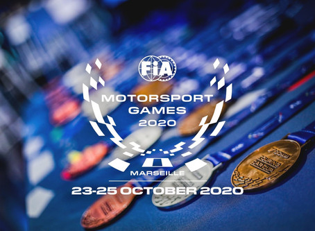 FIA Motorsport Games 2020 au circuit Paul Ricard