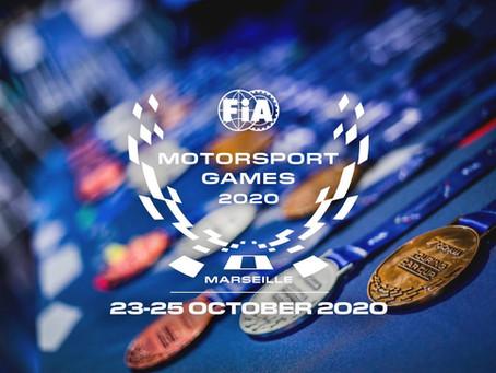 FIA Motorsport Games 2020 au circuit Paul Ricard