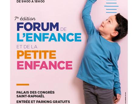 Forum de l'enfance et de la petite enfance - Ville de Saint-Raphaël