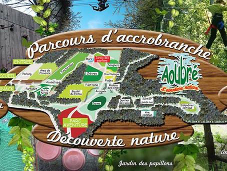 Le parc Aoubré