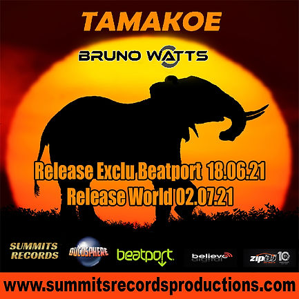 Promo Insta Bruno Watts - Tamakoe SMR 10
