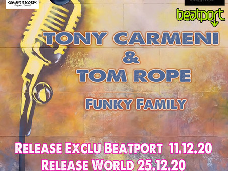 Tony Carmeni and Tom Rope Come back