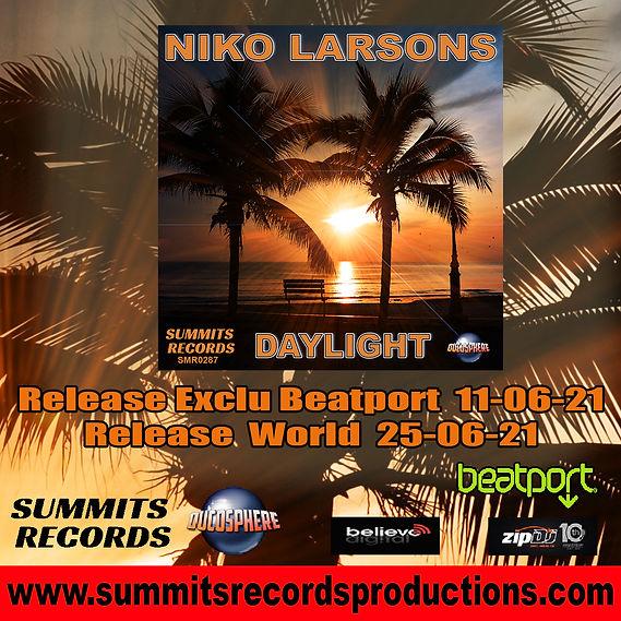 Promo Insta Niko Larsons - Daylight SMR