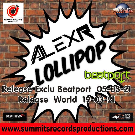 AlexR - Lollipop