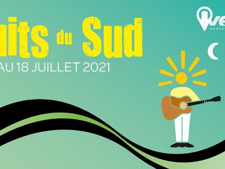 24ème festival NUITS DU SUD