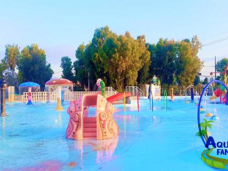 AQUA FAMILY, votre nouveau parc aquatique à Hyéres