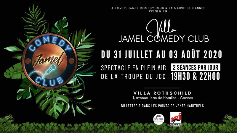 LA VILLA JAMEL COMEDY CLUB