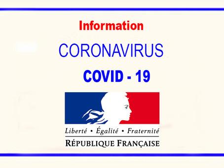 COVID-19 - Attestations de déplacement