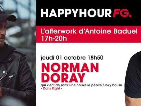 NORMAN DORAY SUR FG