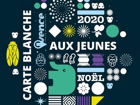 NOEL A VENCE en lumière 2020