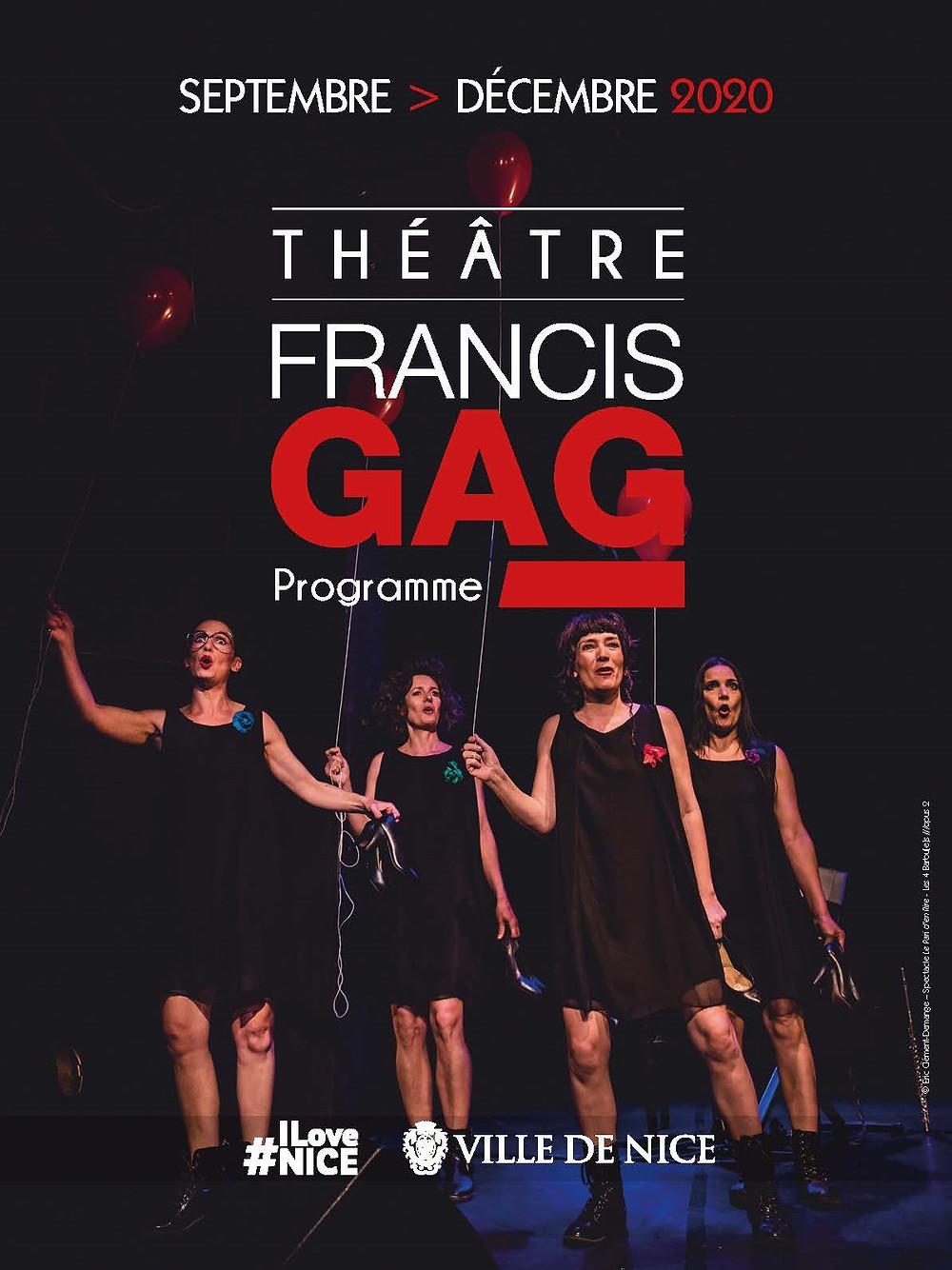 Theatre Francis-GAG