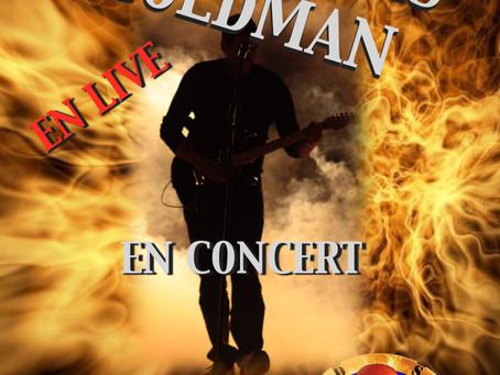 Les années J.J Goldman by Goldstar dans le Sud les dates