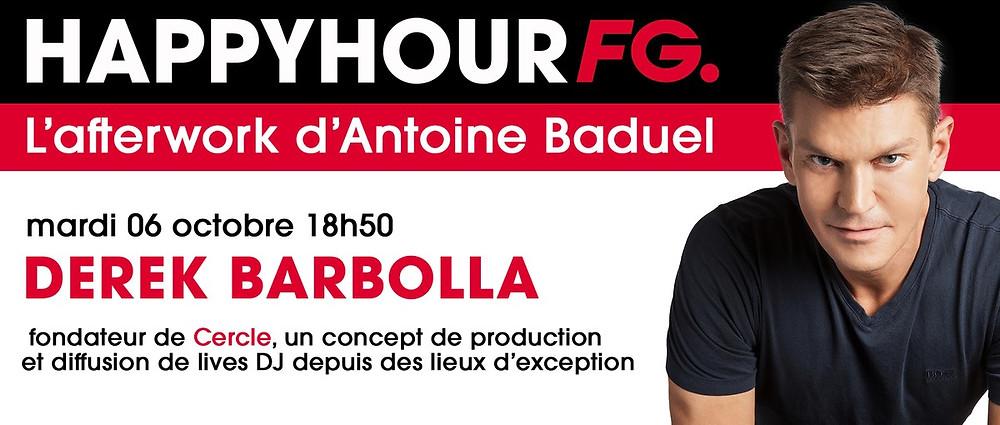 Radio FG Antoine Baduel