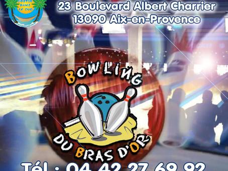Bowling du Bras D'Or à Aix en Provence