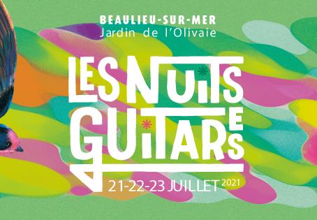 Les Nuits Guitares 2021 fêtent leurs 20 ans à Beaulieu-Sur-Mer