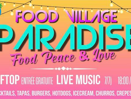 FOOD VILLAGE PARADISE