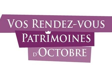 Vos rendez-vous patrimoines d'octobre - Nice