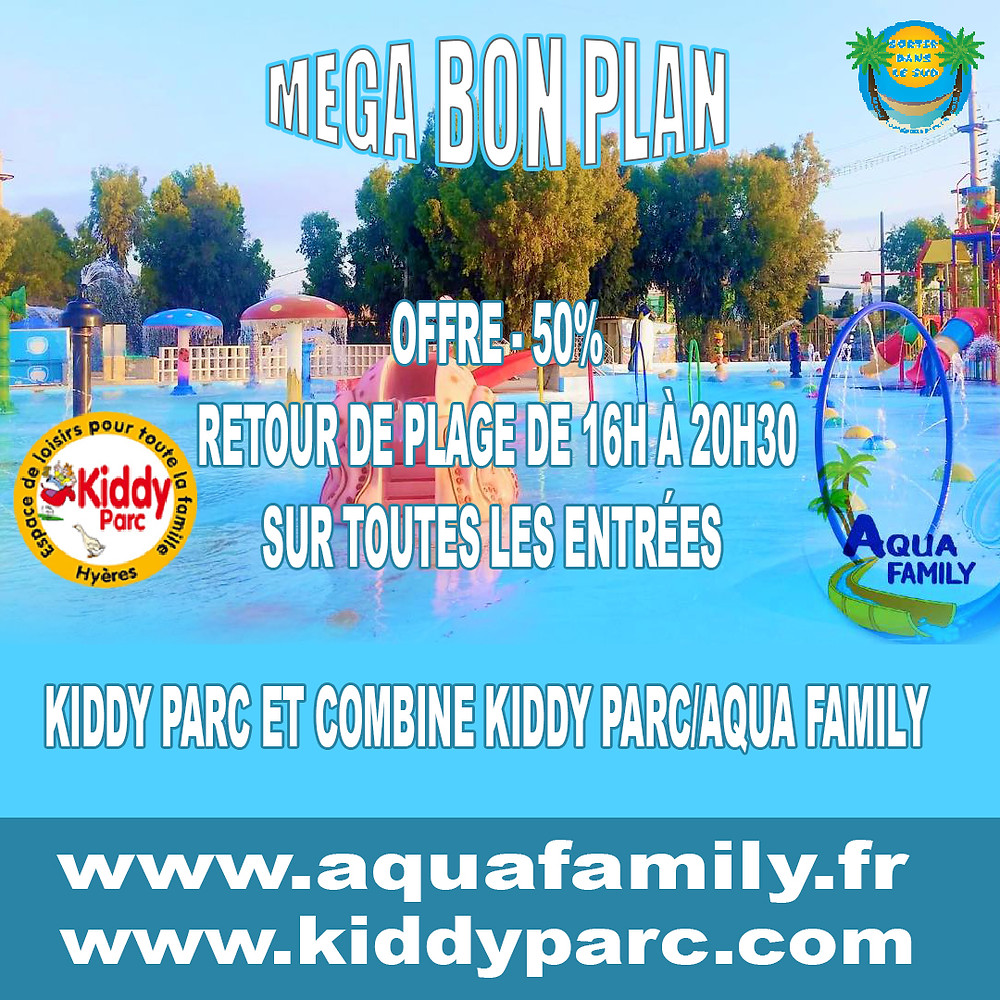 kiddy Parc et Aqua Family