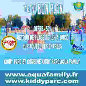 kiddy Parc et Aqua Family