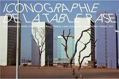 EXPOSITIONS : Iconographie de la table rase & Labor(ab)atoire à Nice